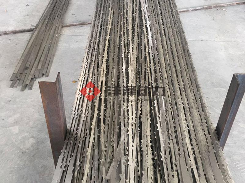 Electric dust sawing wire